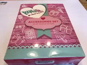 "Photo American Girl 18"" Doll Accessory Kit"