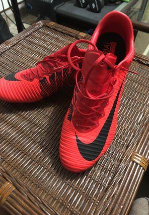 Nike mercurial vapor size 10.5 for Sale in Springfield, VA