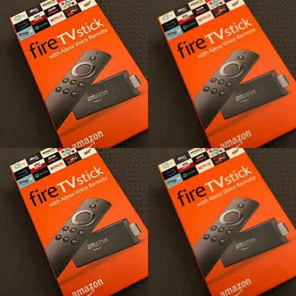 AMAZON FIRE TV STICK BOX *FULLY LOADED!! for Sale in Sacramento, CA -  OfferUp