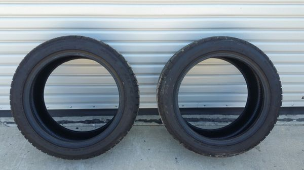 Falken Pro G4 A S >> Two Falken Pro G4 A S Tires 245 45 R17 For Sale In Spring Valley Ca