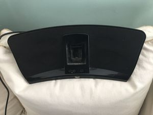 Klipsch speaker with remote for ipod nano for Sale in Los Angeles, CA