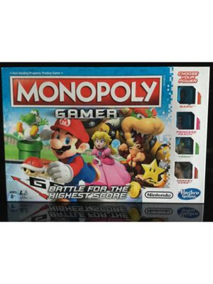 Super Mario Brothers Monopoly Gamer for Sale in Miramar, FL