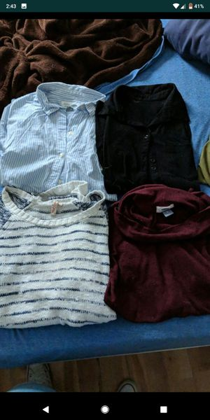 Women's Shirts, Sweaters, Tank Tops, and Button Downs for Sale in Jacksonville, NC