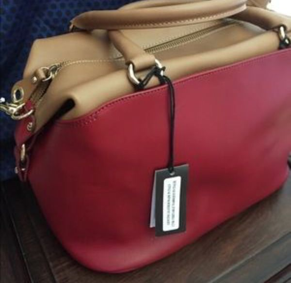 9a9665097b Like New Gianni Notaro Purse - Genuine Leather - Made In Italy for ...