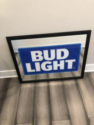 Photo Bud Light Mirror