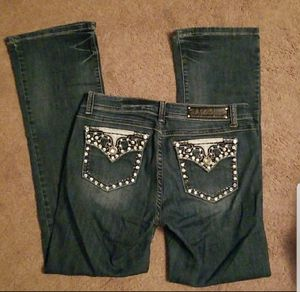 La Idol jeans, used for sale  Carthage, MO