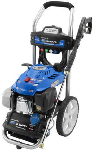 3,100-PSI 2.4-GPM Subaru Electric Start Gas Pressure Washer for Sale in Kissimmee, FL