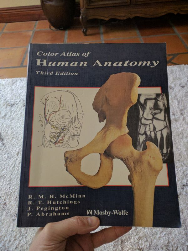 Color Atlas Of Human Anatomy Book For Sale In Lakeland Fl Offerup