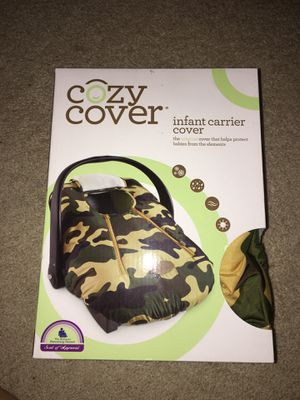 Cozy cover / car seat cover for Sale in Laveen Village, AZ