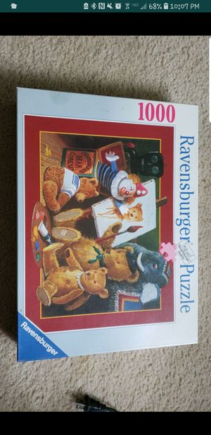 1000 piece puzzle for Sale in Fife, WA