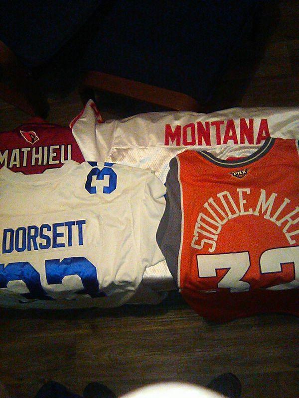090441f92 Four pro jerseys $85 for Sale in Mesa, AZ - OfferUp