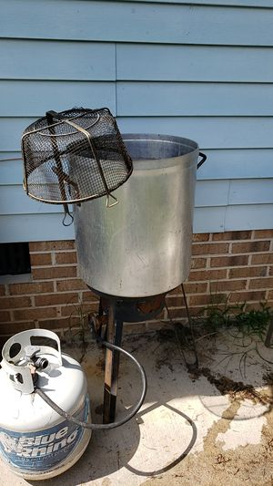 Propane dryer with tank for Sale in Crewe, VA
