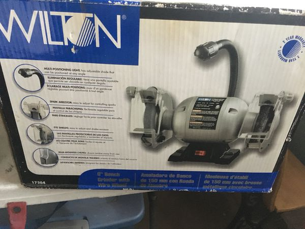 Wilton 6 Bench Grinder For Sale In Scottsdale Az Offerup