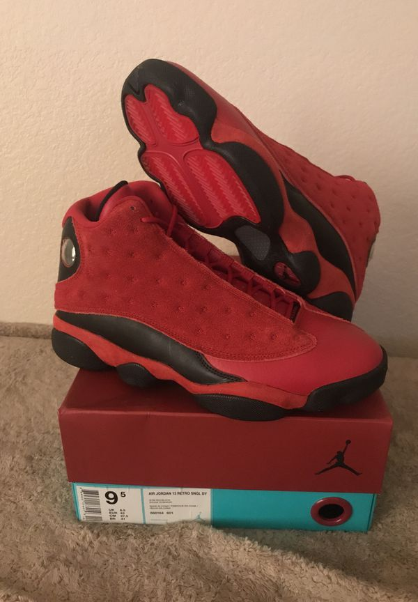 885a9237f2632 Air Jordan Retro 13 Singles Day China Exclusive for Sale in Las ...