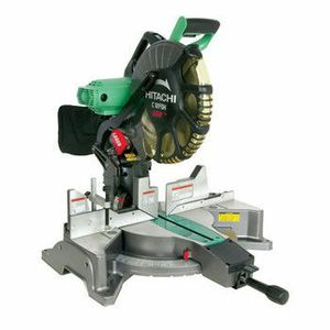 Hitachi 12 In. Dual Bevel Miter Saw With Laser Guide C12fdh for Sale in Kissimmee, FL