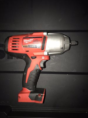 Milwaukee 1 2 Impact Wrench Tool Only For In Oak Glen