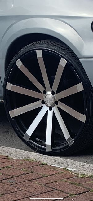 Photo 24 inch elure rims