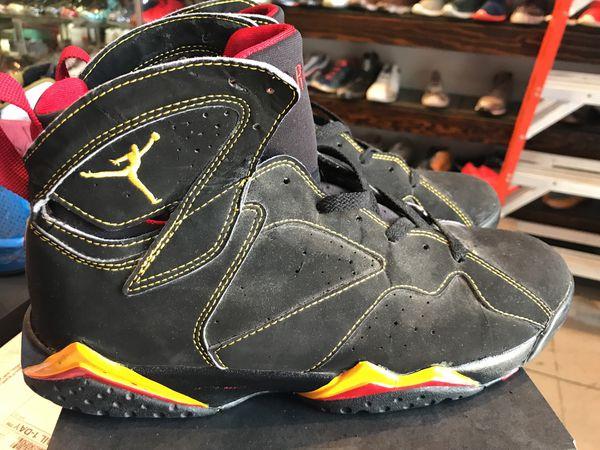 "5a12179fce54 Air Jordan 7 Retro ""citrus"" used (size 11) for Sale in Oakland"