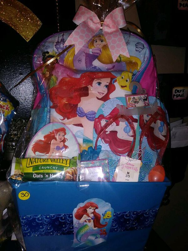 SIRENITA EASTER BASKET for Sale in Baldwin Park, CA - OfferUp