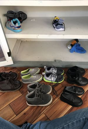 Boys kids shoes clothes for Sale in Saint Charles, MD