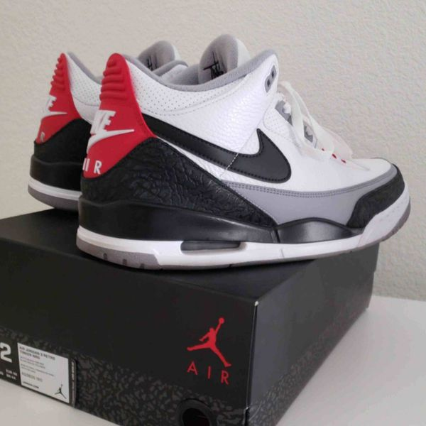 fac250d49d80 Jordan 3  Tinker  size 12 for Sale in Sacramento