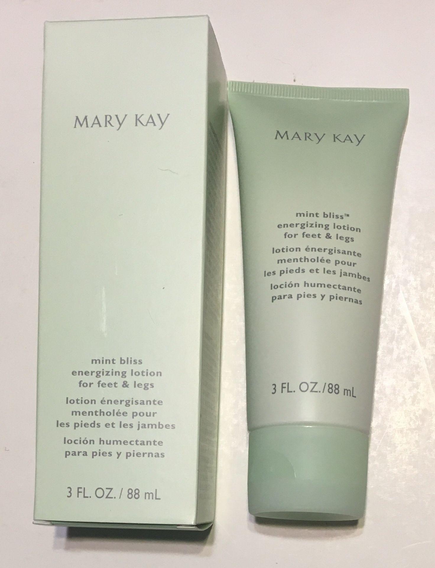 Mary Kay foot and leg lotion