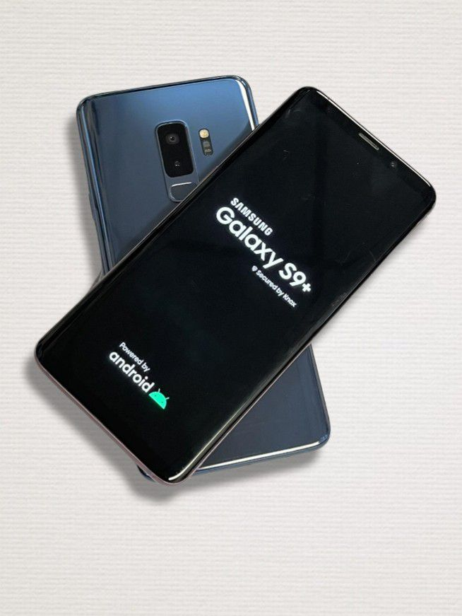 Samsung Galaxy S9 Plus 64 GB Unlocked Each