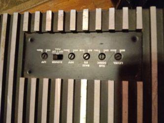 Power Acoustics Amp Thumbnail