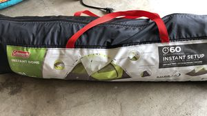 tent (5 person) 60second instant setup for Sale in North Potomac, MD