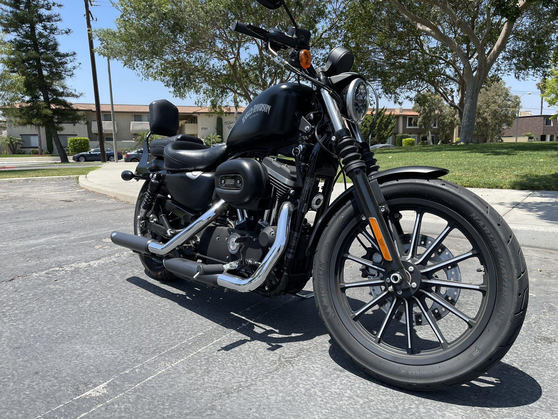 Photo 2015 Harley Davidson Iron 883