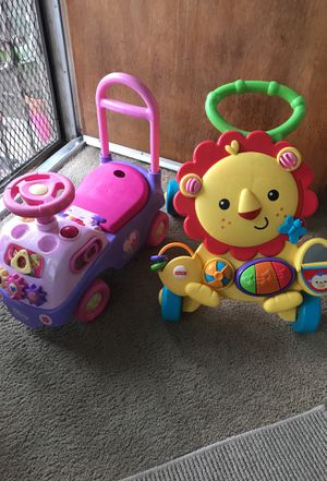 Baby walker y toddler toy for Sale in San Diego, CA