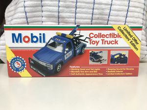 1995 Mobil collectible toy truck for Sale in Phoenix, AZ