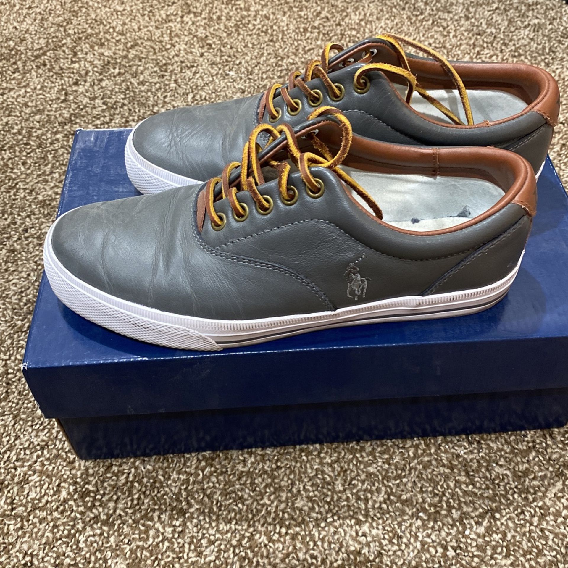 Men's Polo Shoes..size 8..yours for $30