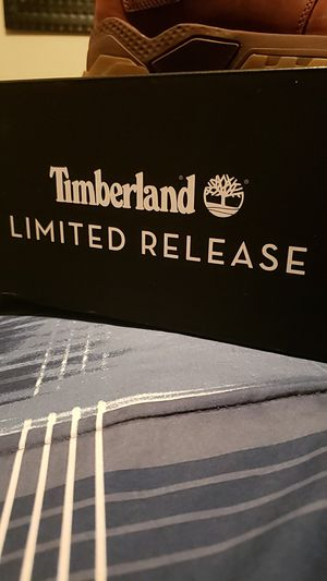Timberland limited Release *Areocore* size 10 mens for Sale in Bridgeport, CT