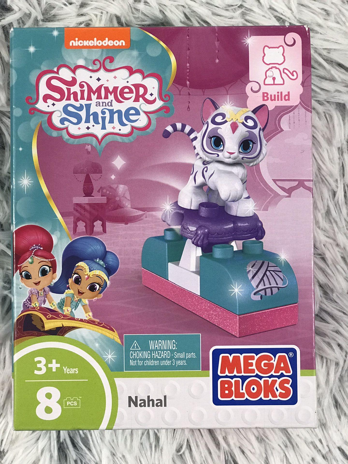 Shimmer and Shine LEGO set
