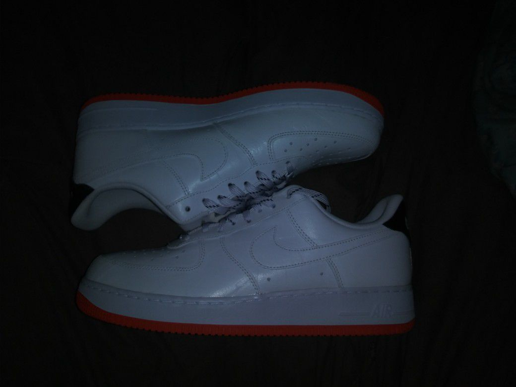 Nike Air Force 1s Size 11.5