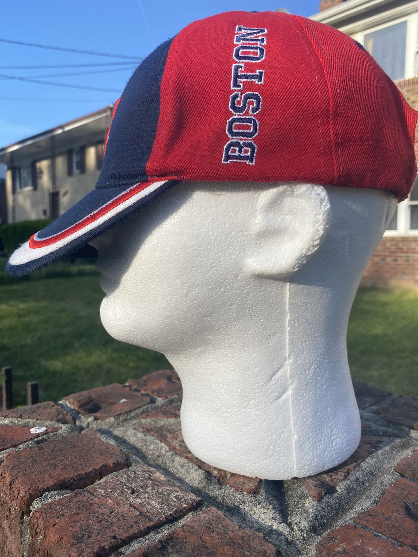 Boston Redsox Dad Cap
