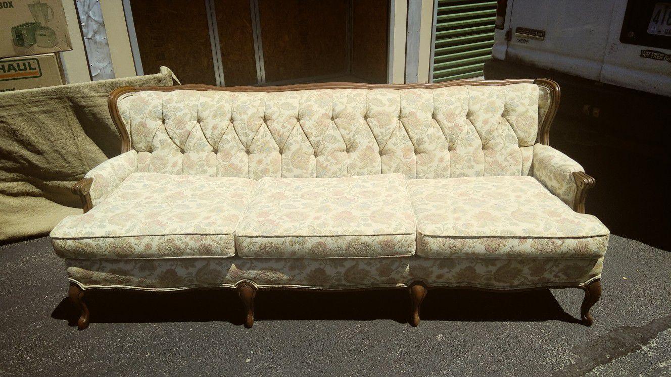 3 cushion sofa