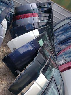 Acura TL Doors Many Colors 2004-2008  Thumbnail