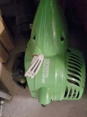 Green Machine Weedeater for Sale in Tolleson, AZ