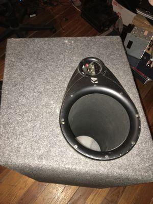 Kicker empty box for L7 -L5 -L3 for Sale in Boston, MA