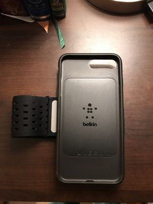 Belkin Armband for iPhone 7/8 Plus for Sale in Farmville, VA