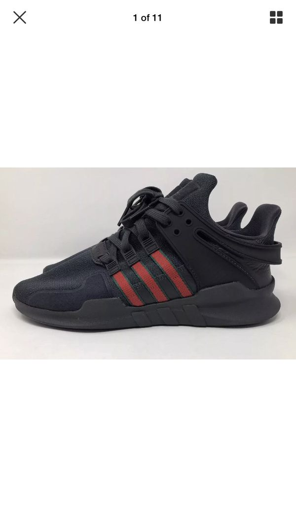 best service ee94b 34b92 $180 BRAND NEW Adidas EQT Support Gucci Colorway Size 9 for Sale in  Benbrook, TX - OfferUp