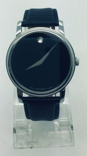 Movado Museum Mo 01 1 14 6000 Mens Watch Mint For Sale In Boca Raton Fl Offerup