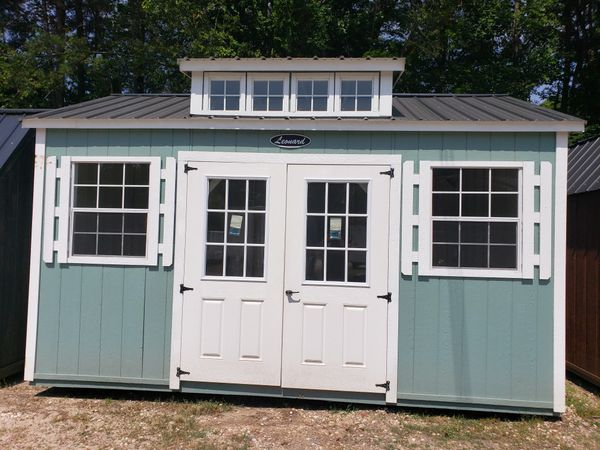 Storage sheds and storage buildings and garages for Sale ...
