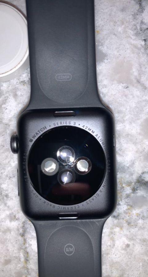 Apple Watch 3 Gray 42mm GPS + Cellular