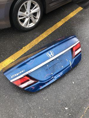 2013-15 honda civic 4doors trunk for Sale in Rockville, MD