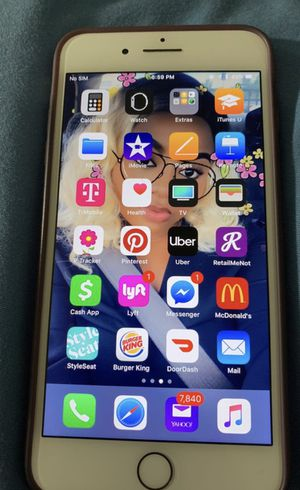 iPhone 7 Plus T-Mobile for Sale in Fort Washington, MD