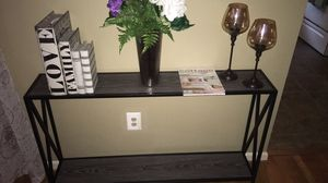 Weathered console table for Sale in Lorton, VA