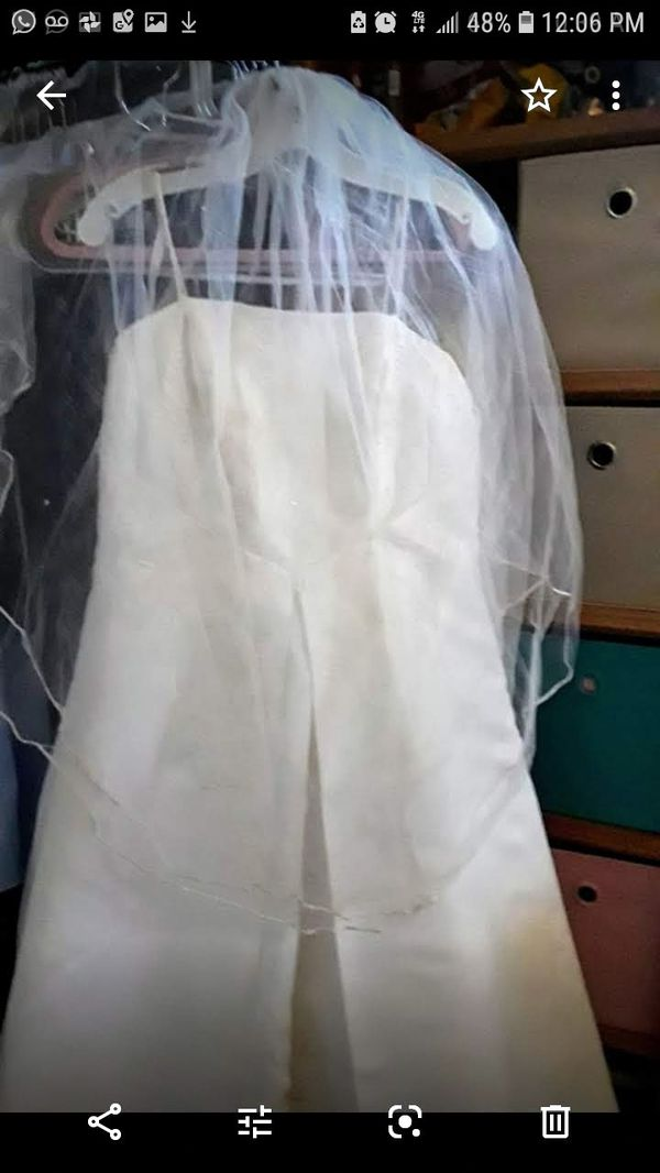 New And Used Wedding Dress For Sale In Glendale Ca Offerup
